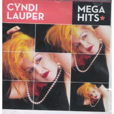 Cd - Cyndi Lauper - Mega Hits