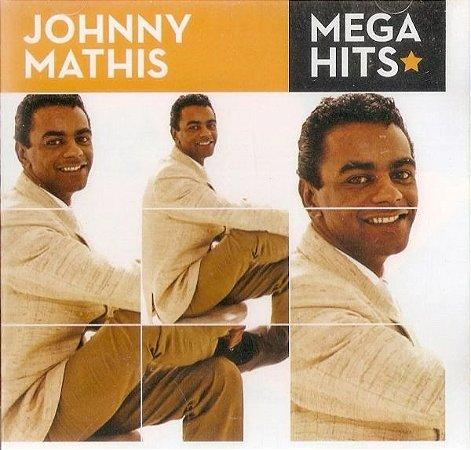 Cd  Johnny Mathis  Mega Hits