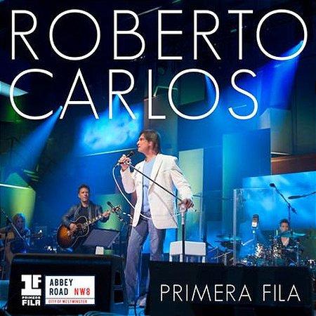 Cd  Roberto Carlos  Primeira Fila