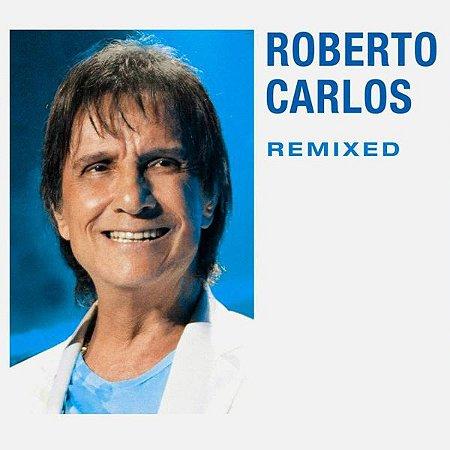 Cd - Roberto Carlos - Remixed