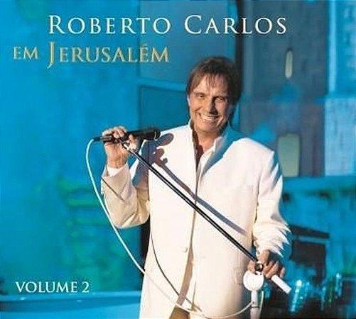 Cd Roberto Carlos -  Em Jerusalém - Volume 2