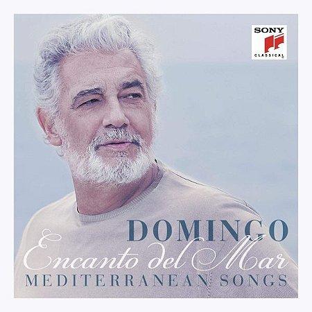Cd Plácido Domingo  Encanto Del Mar
