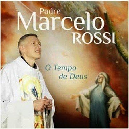 Cd Padre Marcelo Rossi - O Tempo De Deus