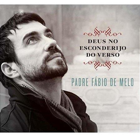 Cd Padre Fábio De Melo - Deus No Esconderijo
