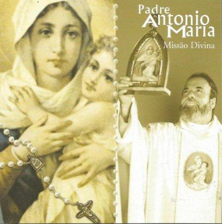 CD Padre Antônio Maria - Missão Divina