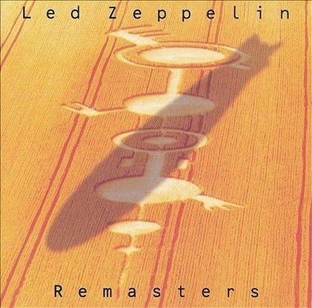 Cd Duplo Led Zeppelin - Remasters