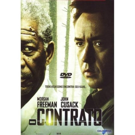 DVD O CONTRATO - MORGAN FREEMAN