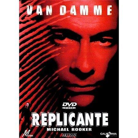 DVD REPLICANTE - VAN DAMME