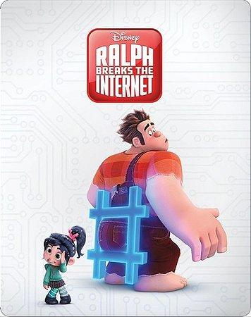 SteelBook Blu-Ray - Wifi Ralph