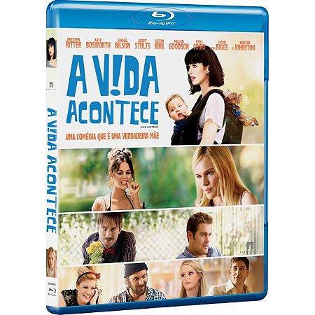 Blu-Ray A Vida Acontece