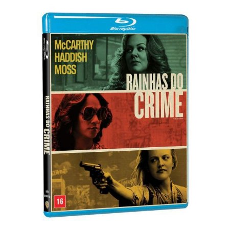 Blu-Ray Rainhas Do Crime