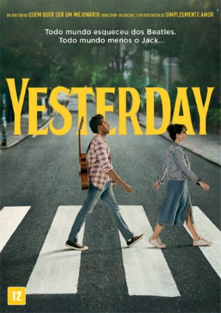 DVD Yesterday