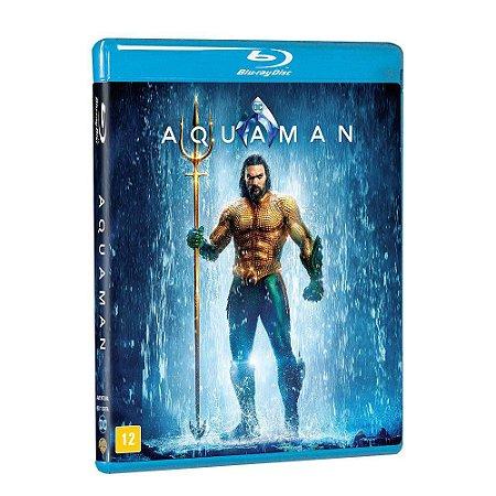 Blu-Ray  Aquaman