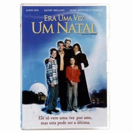 Dvd Era Uma Vez Um Natal - John Dyer