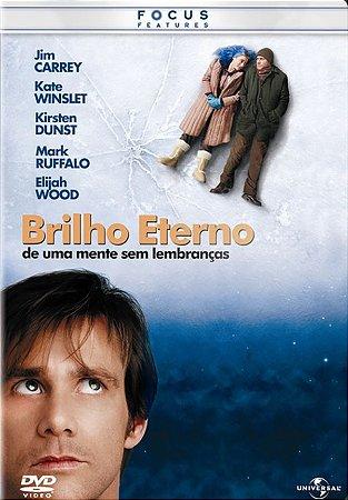 DVD Brilho Eterno de Uma Mente Sem Lembranças