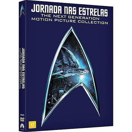 DVD - JORNADA NAS ESTRELAS: THE NEXT GENERATION MOTION