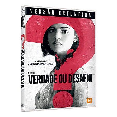 DVD - Verdade ou Desafio ?