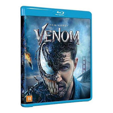 Blu-Ray - Venom - TOM HARDY