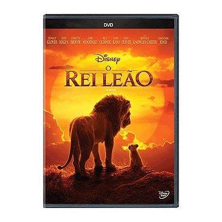 DVD - O Rei Leão (2019)