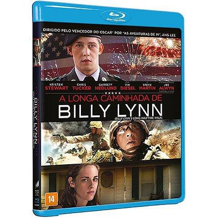 Blu-ray A Longa Caminhada De Billy Lynn