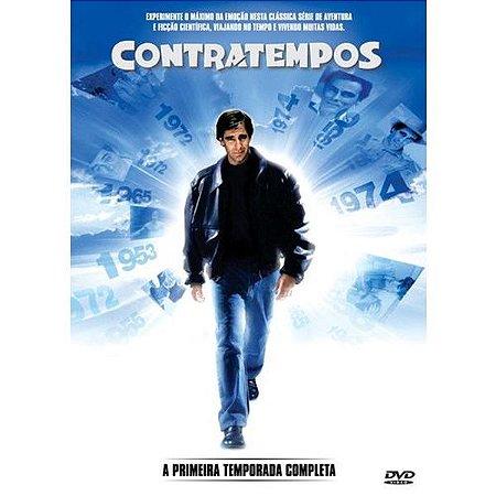 DVD Contratempos - A 1ª Temporada - 3 Discos