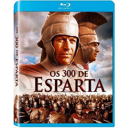 Blu Ray - Os 300 de Esparta