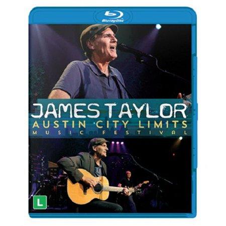 Blu-Ray James Taylor - Austin City Limits Music Festival
