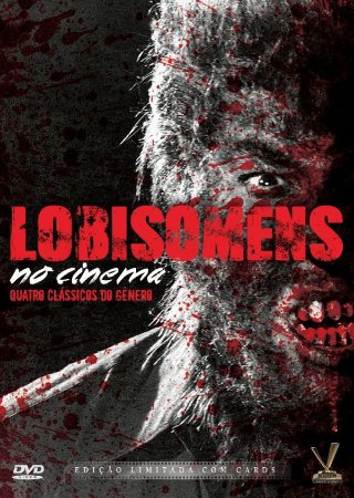 DVD BOX Lobisomens No Cinema - 2 Discos