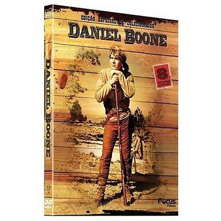 Dvd Box - Daniel Boone (Edição Especial De Colecionador - 8 Discos)