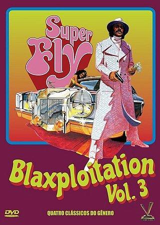 Dvd Box Blaxploitation Vol. 3 - (2 DVDs)
