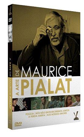 Dvd Box A Arte de Maurice Pialat (2 DVDs)
