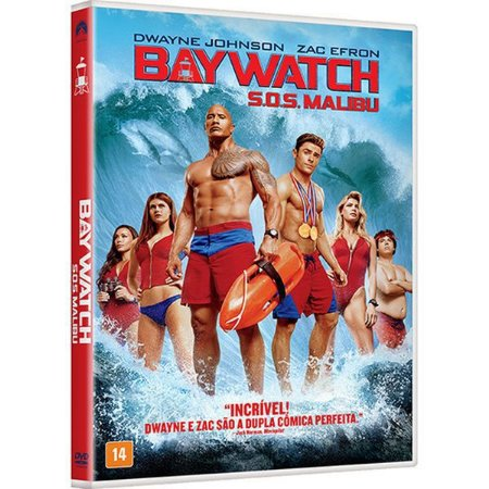 DVD  - BAYWATCH