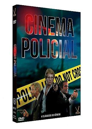 Dvd Box Cinema Policial Vol. 1 (2 DVDs)