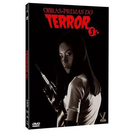 Dvd Obras-primas Do Terror VOL 5 (3 Dvds)