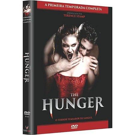 DVD BOX THE HUNGER - A PRIMEIRA TEMPORADA COMPLETA