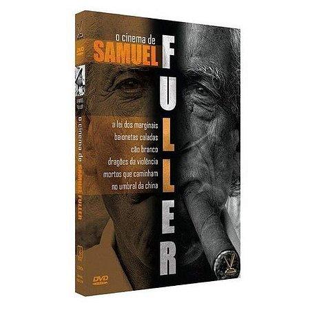 Dvd - O cinema de Samuel Fuller - VERSATIL
