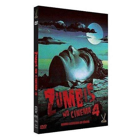 Dvd Zumbis no Cinema vol.4 - VERSATIL