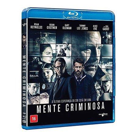 Blu-Ray - Mente Criminosa