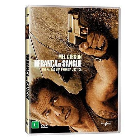 DVD - Herança de Sangue - MEL GIBSON