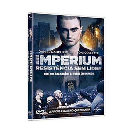 Dvd - Imperium: Resistência Sem Líder