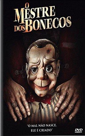 DVD O MESTRE DOS BONECOS