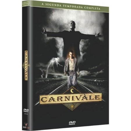 Carnivàle - A Segunda Temporada Completa - 4 Discos - DVD