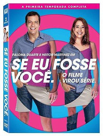 DVD SE EU FOSSE VOCE - 1ª TEMPORADA COMPLETA