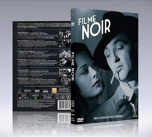 DVD Coleção Filme Noir - 3 Discos