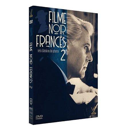 DVD Filme Noir Francês - Vol. 2