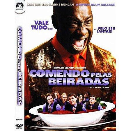 DVD COMENDO PELAS BEIRADAS  - MICHAEL CLARKE DUNCAN