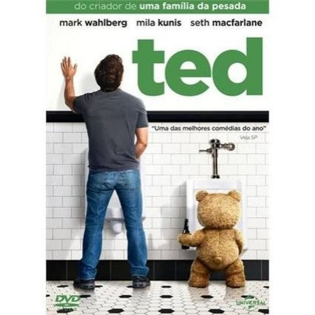 DVD TED - MARK WAHLBERG