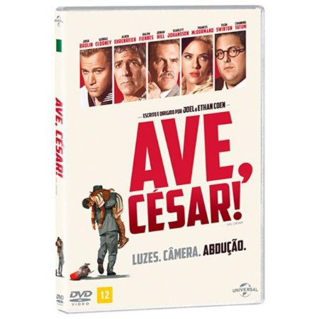 Dvd - Ave, Cesar!