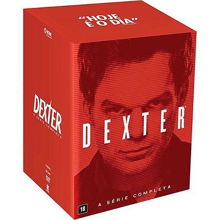 DVD - DEXTER COLECAO COMPLETA
