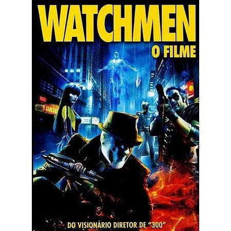 DVD  - WATCHMEN - O FILME